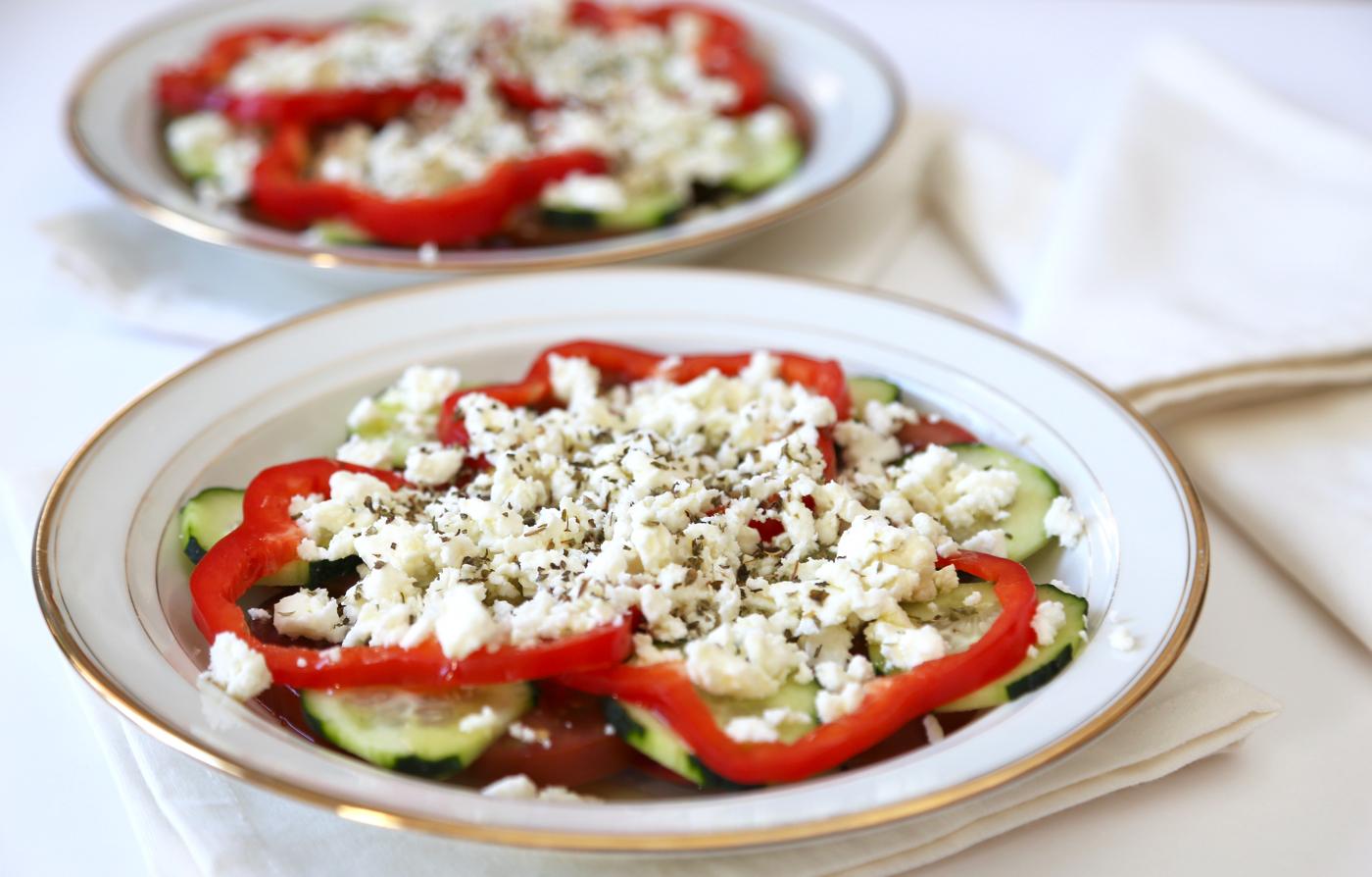 Salade grecque - 3
