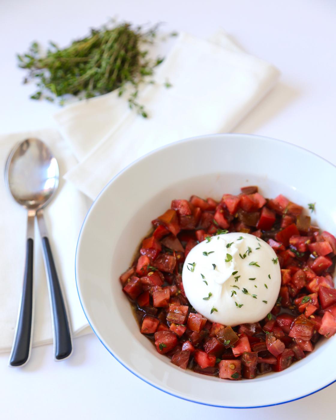 Tomates Burrata - 2