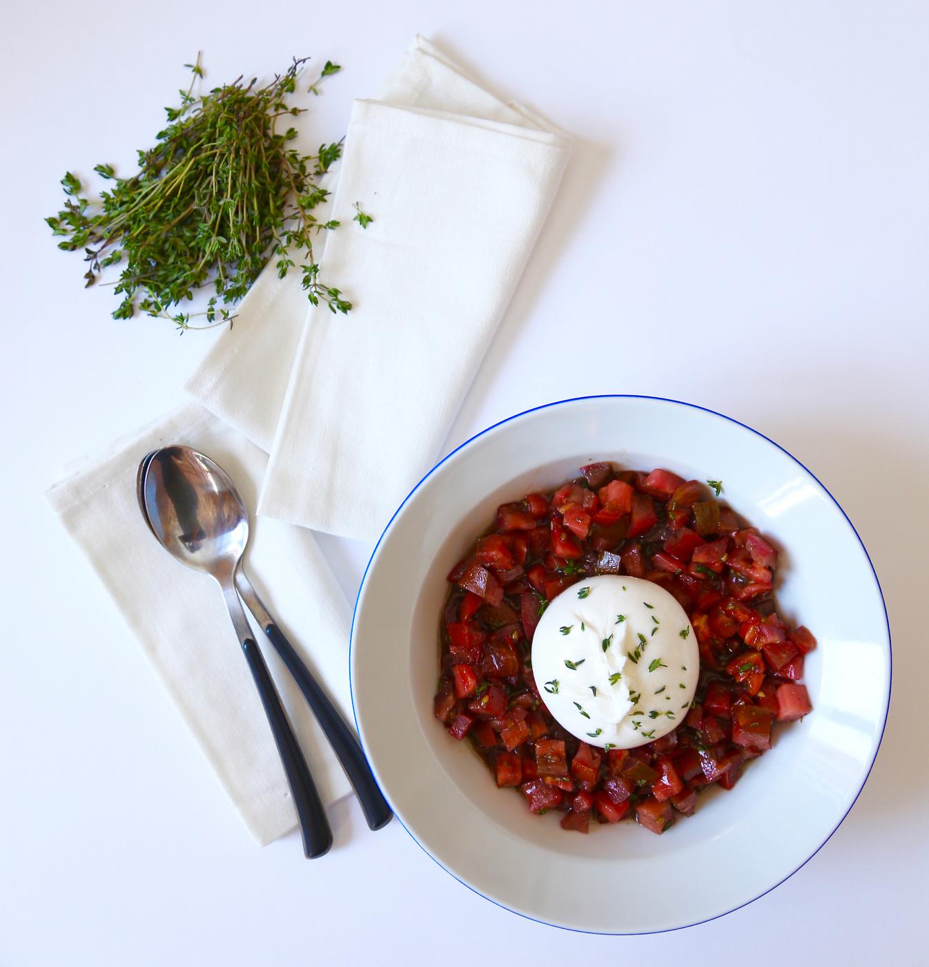 Tomates Burrata - 3