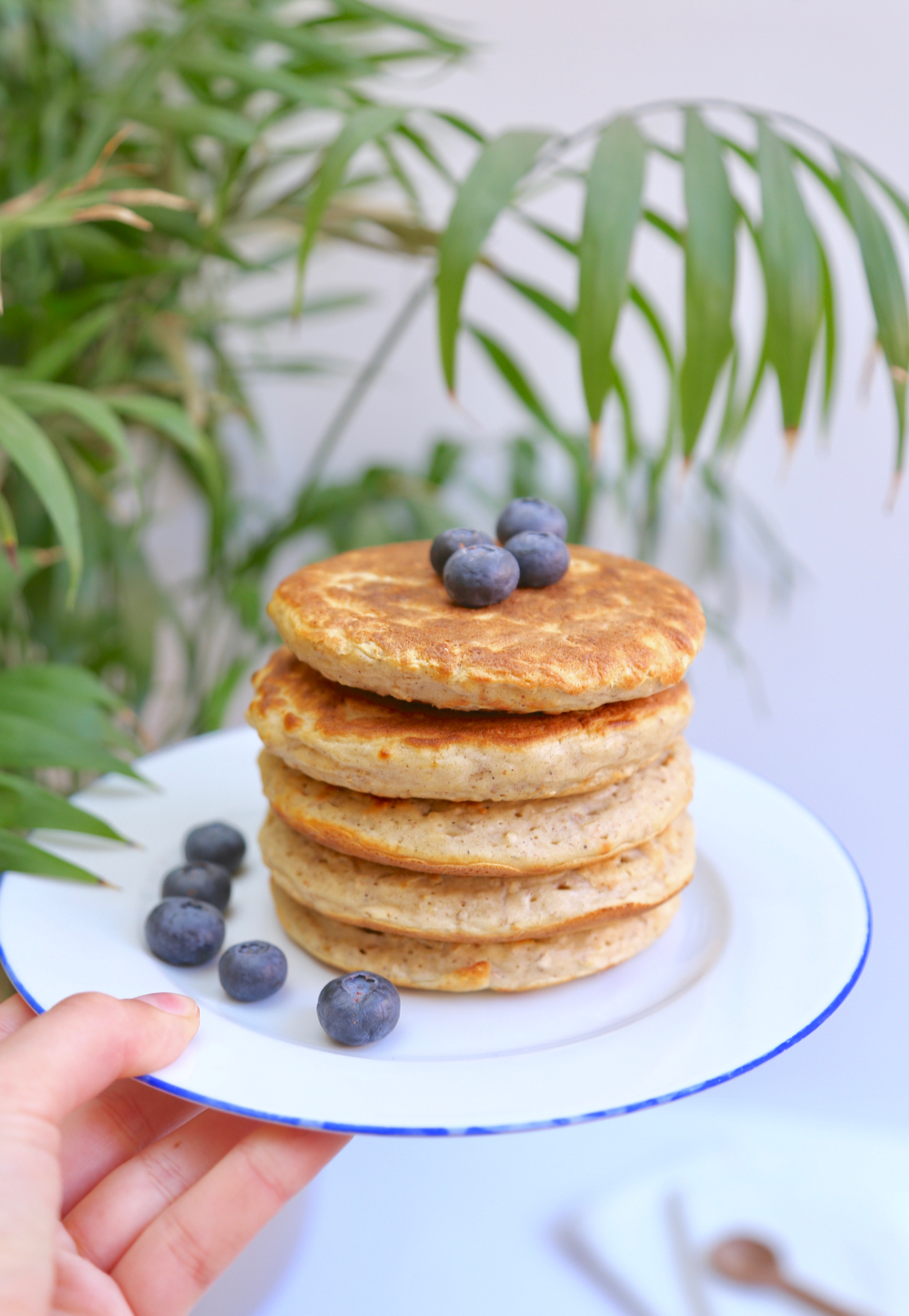Pancakes healthy - 2