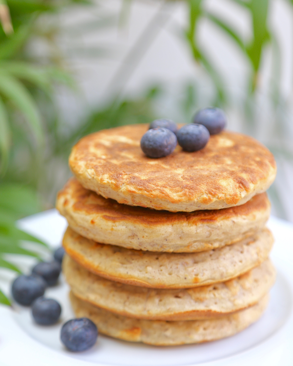 Pancakes healthy - 3