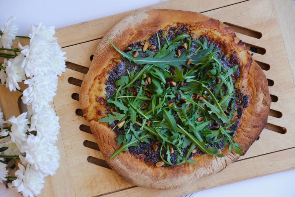 Pizza truffe - 1