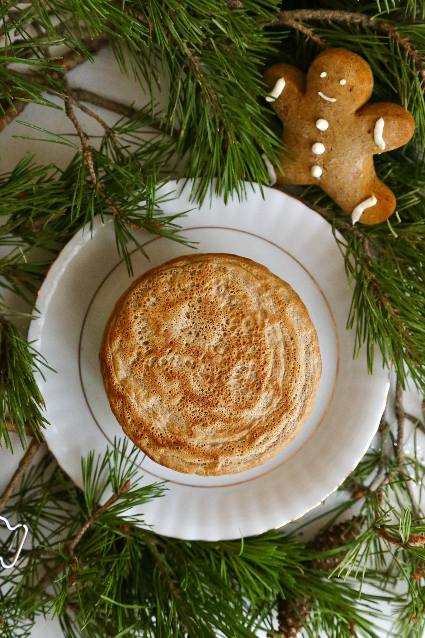 Pancakes, une recette pour l'hiver