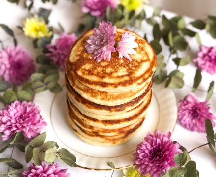 Pancakes bien fluffy